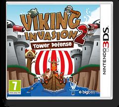 Viking Invasion 2 - Tower Defense 3DS cover (AVKP)