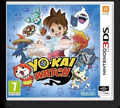 Yo-Kai Watch 3DS cover (AYWZ)