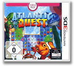 Atlantic Quest 3DS cover (BAQP)