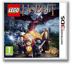 LEGO The Hobbit 3DS cover (BLHZ)