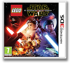 LEGO Star Wars: The Force Awakens 3DS cover (BLWS)