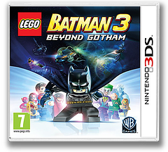 LEGO Batman 3 - Beyond Gotham 3DS cover (BTMP)