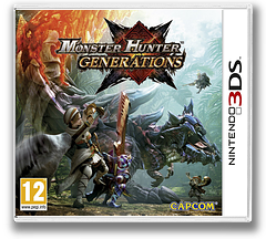 Monster Hunter Generations 3DS cover (BXXP)