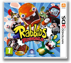 Rabbids Rumble 3DS cover (AR5P)