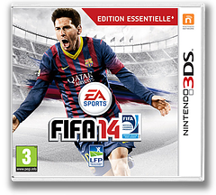 FIFA 14 - Legacy Edition pochette 3DS (AFYP)