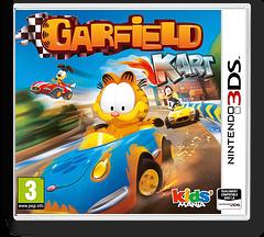 Garfield Kart pochette 3DS (AGPP)