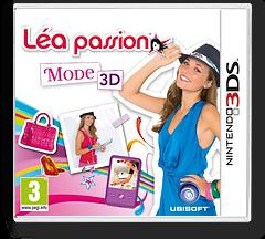 Imagine - Fashion Designer 3D pochette 3DS (AGUP)