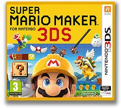 Super Mario Maker for Nintendo 3DS pochette 3DS (AJHP)