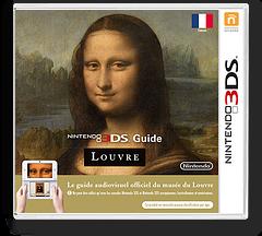 Nintendo 3DS Guide - Louvre pochette 3DS (AL8D)