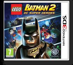 LEGO Batman 2 - DC Super Heroes pochette 3DS (ALBF)