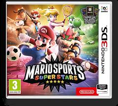 Mario Sports Superstars pochette 3DS (AUNP)