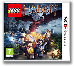 LEGO The Hobbit pochette 3DS (BLHP)