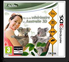 Outback Pet Rescue 3D pochette 3DS (BM4P)
