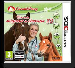 Horse Vet 3D pochette 3DS (BP9P)
