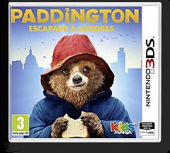 Paddington - Adventures in London pochette 3DS (BPLP)