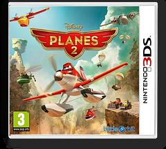 Disney Planes - Fire & Rescue pochette 3DS (BPRP)