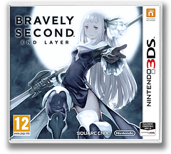 Bravely Second: End Layer pochette 3DS (BSED)