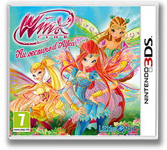 Winx Club - Saving Alfea pochette 3DS (BWCP)