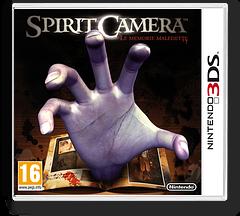 Spirit Camera - The Cursed Memoir 3DS cover (ALCP)