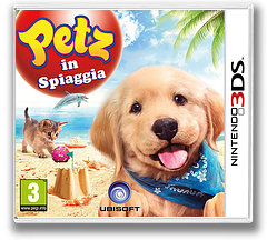 Petz Beach 3DS cover (APIP)