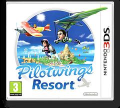 Pilotwings Resort 3DS cover (AWAP)