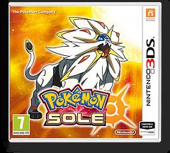 Pokémon Sun 3DS cover (BNDP)