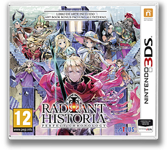 Radiant Historia Perfect Chronology 3DS cover (BRBP)