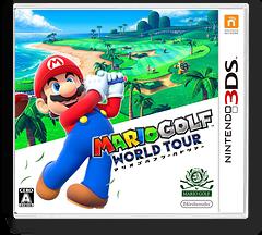 マリオゴルフ ワールドツアー 3DS cover (AJ3J)