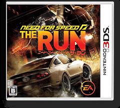 ニード・フォー・スピード ザ・ラン 3DS cover (ANSJ)