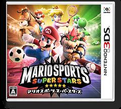 Mario Sports Superstars 3DS cover (AUNJ)