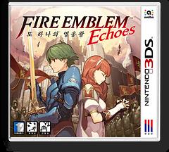 파이어 엠블렘 Echoes 3DS cover (AJJK)