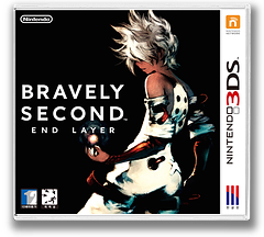 Bravely Second: End Layer 3DS cover (BSEK)