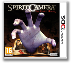 Spirit Camera - The Cursed Memoir 3DS cover (ALCP)
