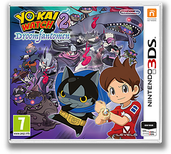Yo-Kai Watch 2: Psychic Specters 3DS cover (BYSP)