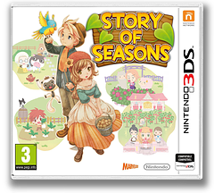 Story of Seasons 3DS cover (BTSP)