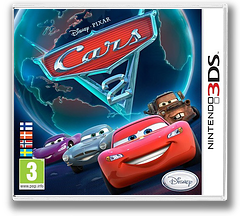 Cars 2 3DS cover (AAZZ)