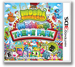 Moshi Monsters - Moshlings Theme Park 3DS cover (AA9E)