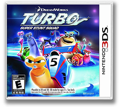 Turbo - Super Stunt Squad 3DS cover (AANE)