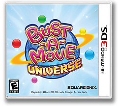 Bust-a-Move Universe 3DS cover (ABBE)