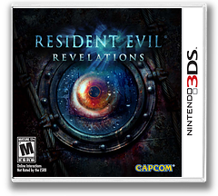 Resident Evil - Revelations 3DS cover (ABRE)