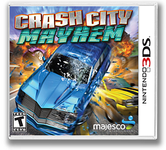 Crash City Mayhem 3DS cover (AC2E)