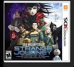 Shin Megami Tensei: Strange Journey Redux 3DS cover (AJ9E)
