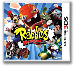 Rabbids Rumble 3DS cover (AR5E)