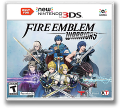 Fire Emblem Warriors New3DS cover (CFME)