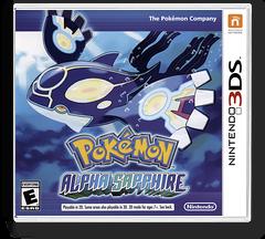 Pokémon Alpha Sapphire 3DS cover (ECLE)