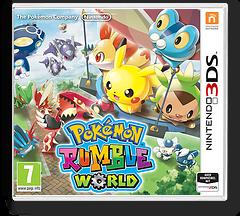 Pokémon Rumble World 3DS cover (ECFP)
