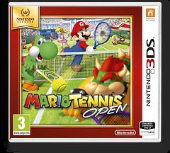 Mario Tennis Open pochette 3DS (AGAP)