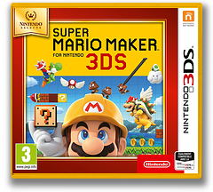 Super Mario Maker for Nintendo 3DS pochette 3DS (AJHP)