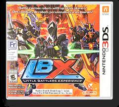 LBX - Little Battlers eXperience 3DS cover (ADNE)