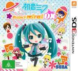 Hatsune Miku - Project Mirai DX 3DS cover (BRXP)
